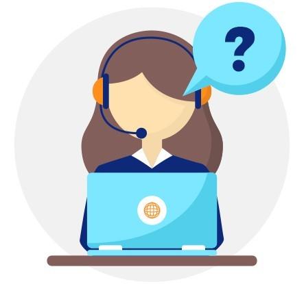 Icono Departamento de Atención al cliente (DAC) - OAL Seguros